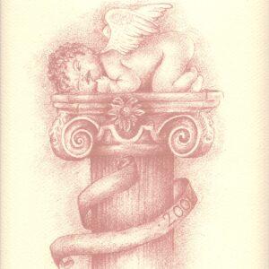 Angelo-che-dorme-Litografia-25x35-1-300x300Cinzia Cotellessa