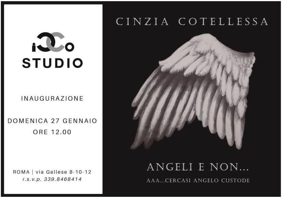 MOSTRA-2-ANGELILe Mostre dello Studio CiCo