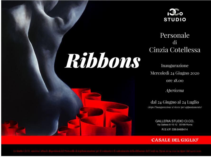 RIBBONS-11Le Mostre dello Studio CiCo