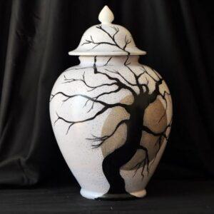 Vaso-Oriente-luna-argento-terracotta-dipinto-a-olio-h-45-300x300Cinzia Cotellessa
